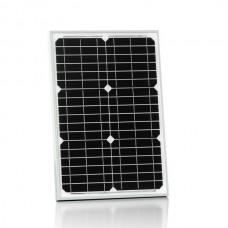Symmetry 20 Watt 12V Monocrystalline Solar Module