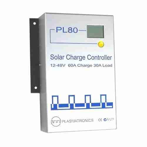 Plasmatronics PL80e 12-48V 80A Regulator