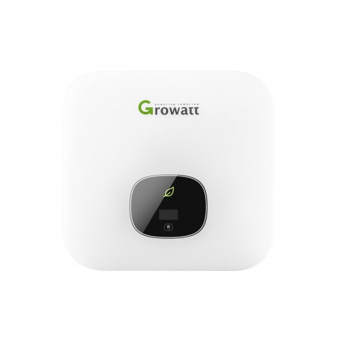 Growatt GW-MIN4200TL-X 4.2kw Single Phase Grid Connect Inverter With Dual MPPT