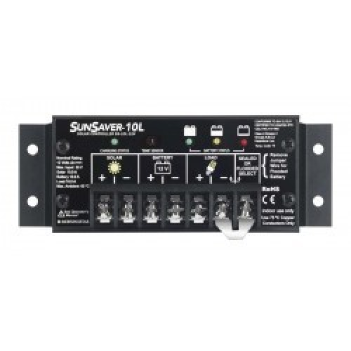 Sunsaver 12V 10A Regulator With LVD GEN3