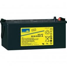 Sonnenschein S12/230 12V 230AH Gel Battery