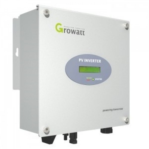 Growatt 3000S 3kw Grid Connect Inverter